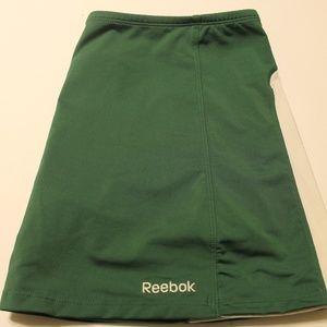 Reebok tennis skort Women's Sz. Medium Green/White